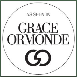 grace ormond logo