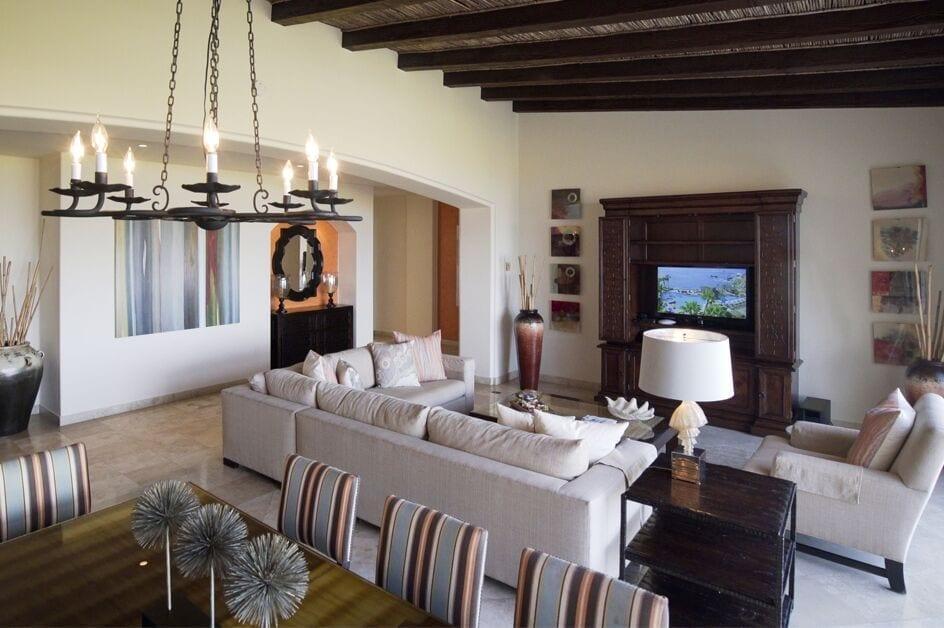 Four Bedroom Deluxe Ocean View Villa Stay At Esperanza Resort