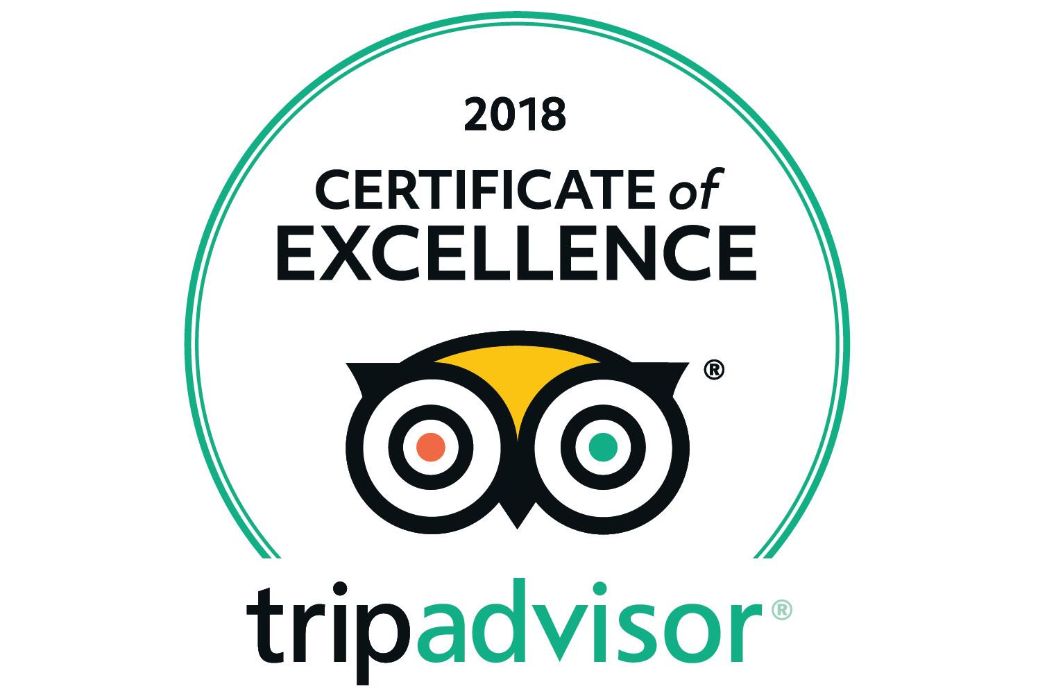 tripadvisor 2018 logo
