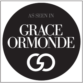Grace ormonde badge